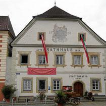 Altes Rathaus und Stadttheater - Foto ©MW