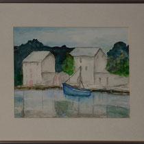 2001 - Irische Impression - Aquarell
