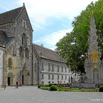 innererer Stiftshof