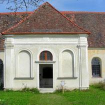 Großer Kreuzgarten, Brunnenhaus