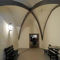 Zugang zum Diamantgewölbe - Foto ©MW