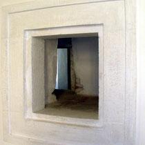 Durchreiche der Mönchszelle © monika w.