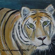 2007 -  Acryl/Leinw. 70 x 50 cm