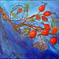 2002 - Acryl/Leinw. 60 x 50 cm