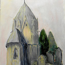 2007 - Weinviertel - Acryl/Papier, 42 x 56 cm