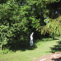 une rencontre dans le parc
