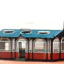 Bahnhof Bad Soden - Teil 2 Wintergarten