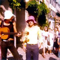 Mit Oddi - Freiburg 1974