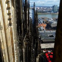 Motiv 11 - Blick vom Kölner Dom