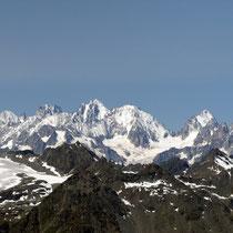 Aiguille Verte - Mont Blanc Massiv