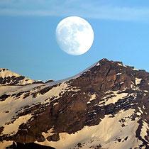 Motiv 10 - Mondaufgang am Gran Paradiso