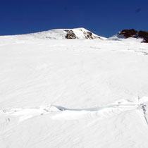 Gipfelplateau - Ca. 4150 M