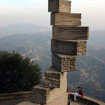 Motiv 5 - Ramon Lull-Steinmal, Montserrat