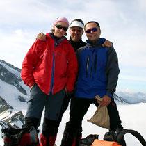 Am La Luette-Gipfel