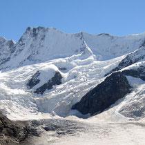 Berner Alpen 7 - Finsterarhorn, Grosses Fiescherhorn