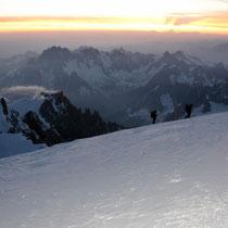 Motiv 4 - Mont Blanc-Gruppe