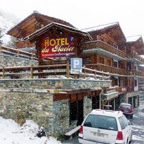 Motiv 15 - Hotel du Glacier
