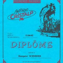 Diplôme 1995