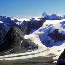 Glacier de Tsena Réfien
