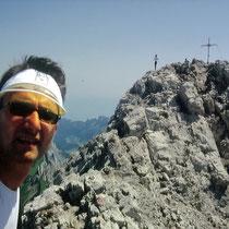 Altmann-Gipfelgrat