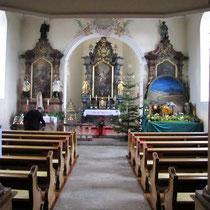 Motiv 6 - Ohmenkapelle bei St. Märgen