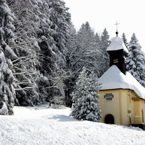 Motiv 9 - Kapelle beim Nazihäusle - Thurner