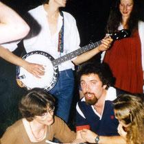 Sommerfest der BG-Unfallklinik - Tübingen 1979
