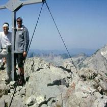 Gebrüder Schmider - Gipfelbild