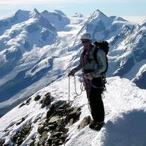 Motiv 14 - Am Gipfel des Matterhorn