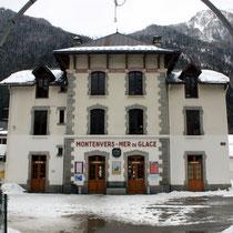 Motiv 6 - Bahnhofstation nach Montenvers