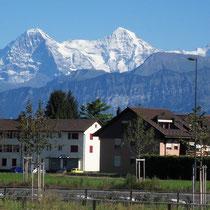 Berner Alpen 1 - Eiger, Mönch, Jungfrau