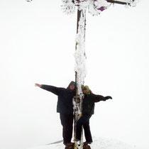 Motiv 13 - Gipfelkreuz, El Misti