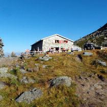 Cabane Bella Tola - 2340 M