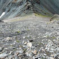 Col du Tsaté - 2868 M
