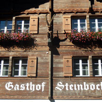 Motiv 15 - Gasthof Steinbock