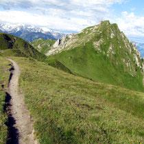Savoleyres-Bergkamm