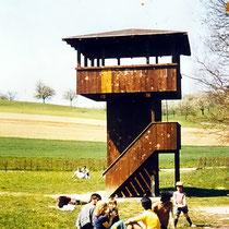 In Basel-Land - Turm in Allschwiel