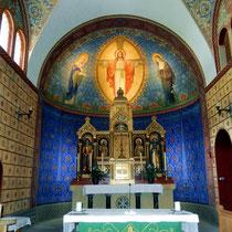 Motiv 14 - Katholische Dorfkirche 2