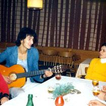 Fröhlicher Abend - Brunneck im Pustertal 1977