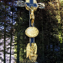 Motiv 14 - Wegekreuz, Oberaltenweg Titisee