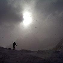 Motiv 15 - Wettersturz im Mèr de Glace