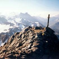 Mont Fort-Gipfel