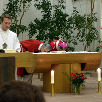 Altarkuss