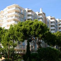 Motiv 3 - Strandhotel
