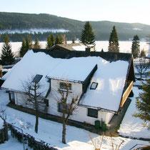 Motiv 8 - Blick vom Haus am Tannenhain