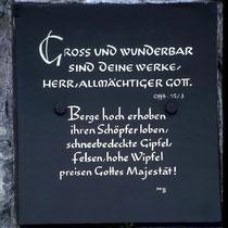 """Lobet den Herrn"""