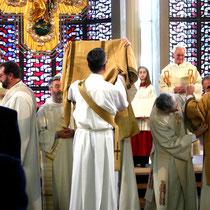 Das neue Gewand - Christus Jesus
