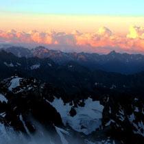Tessiner Alpen 2 - Blick von der Crast Agüzza