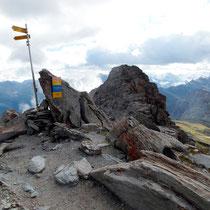 Col de Becs de Bosson - 2962 M