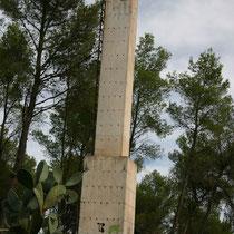 Motiv 12 - Turm auf dem Sa Talaia - Ibiza